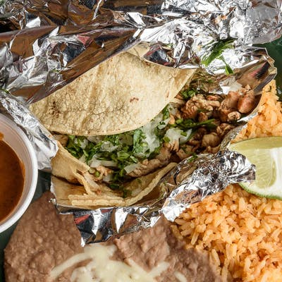 Tacos Mexicanas