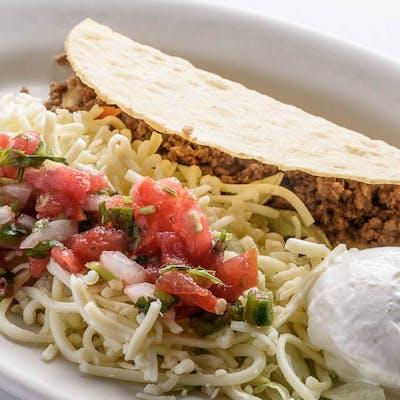 36. Mexican Taco