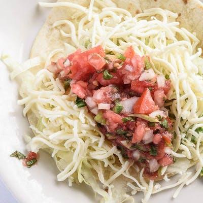 43. Guacamole Taco