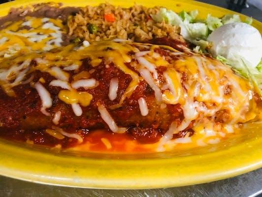 Chili Relleno Dinner