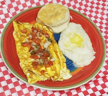 Bob's Bodacious Omelette