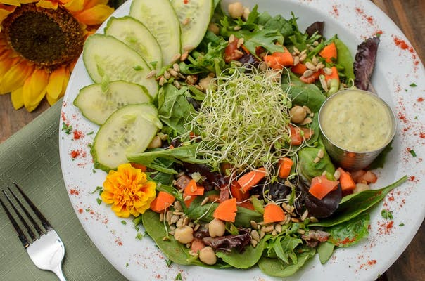 Sunflower Salad