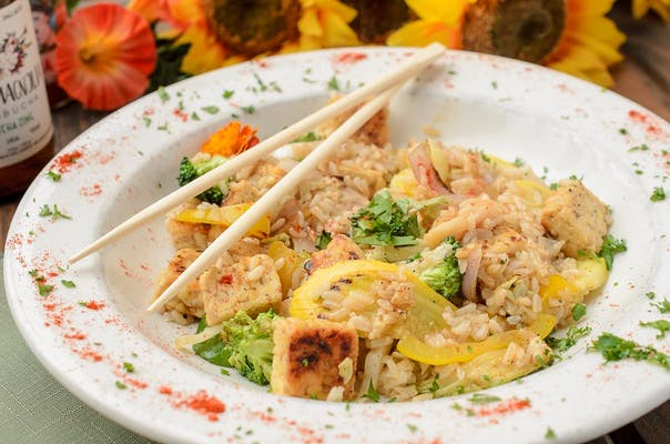 Lemongrass Stir Fry
