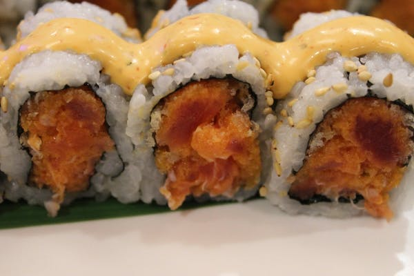 2. Spicy Roll