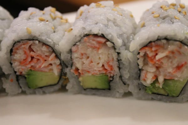 10. Snow Crab Roll
