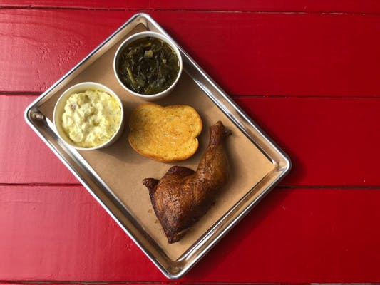 Smoked Chicken Plate