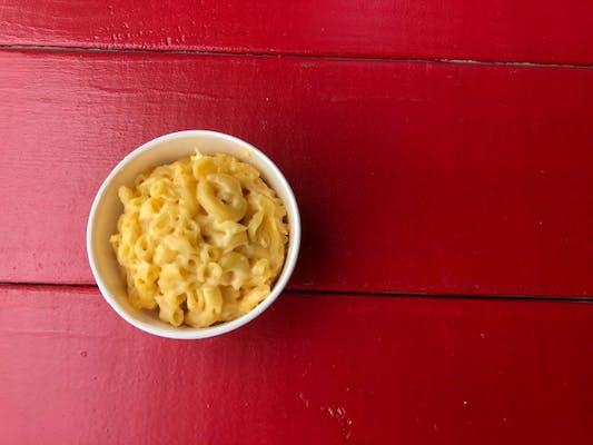 Side of Baked Mac N Cheese