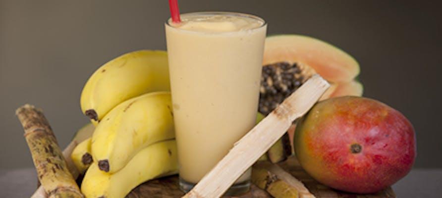 Island Mango Smoothie