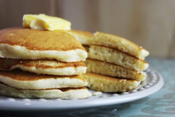 Hot Cake Breakfast