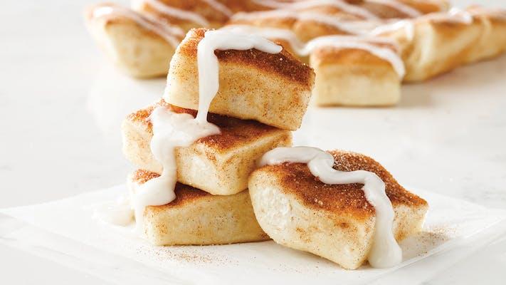 Cinnamon Squares