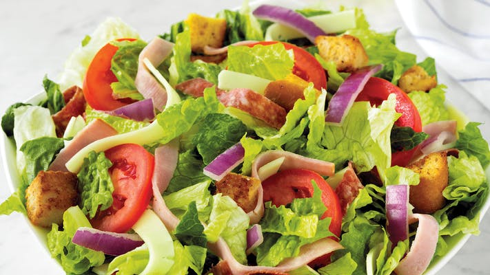 Regular Italian Chef Salad