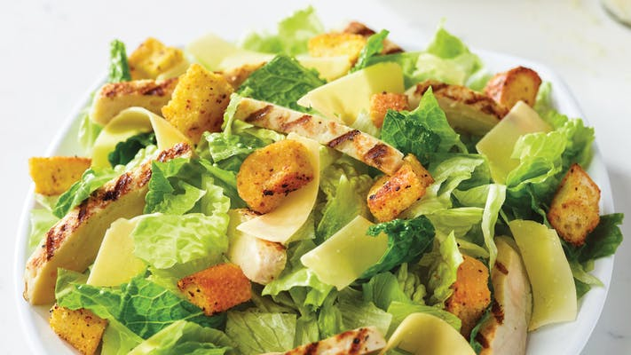 Regular Chicken Caesar Salad
