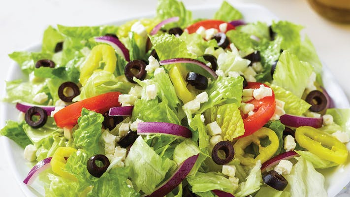 Regular Greek Salad