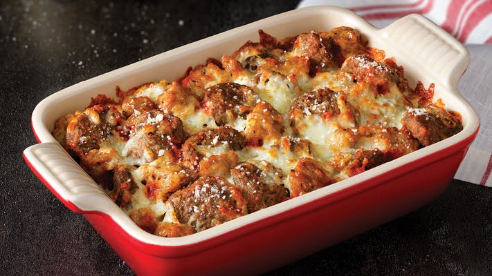 Side of Meatball Bake