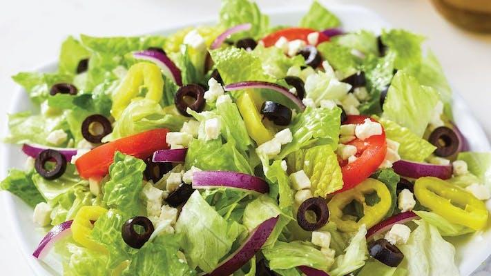 Regular Greek Salad