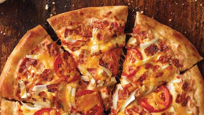 Chicken Fresco Pizza