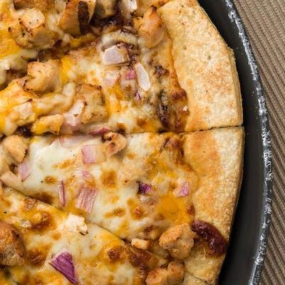 Half & Half Favorites Pizza (Extra Large)
