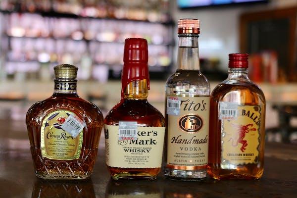 Liquor Bottles 375ml