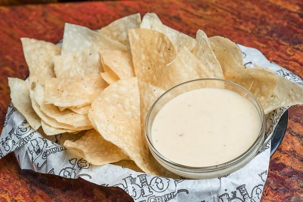 Side of Queso & Chips