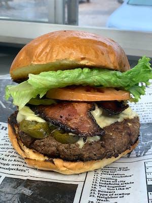 Blackjack Burger
