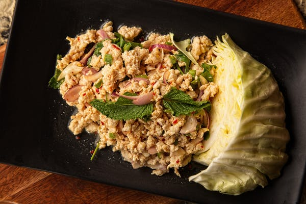 Spicy Chicken Larb
