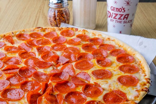 Giant One-Topping Pizza