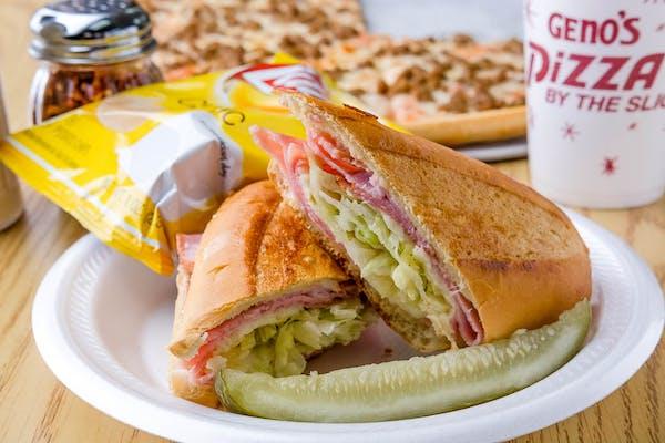 Ham & Cheese Sandwich