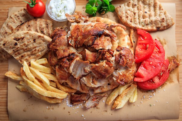 Side of Shawarma