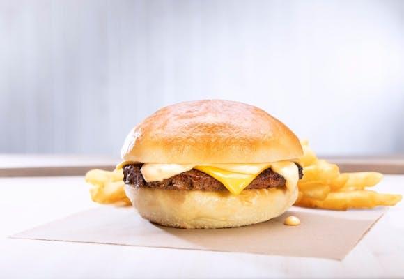 The Single Burger