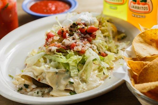 Bariachi Burrito