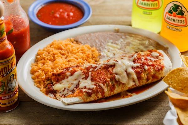 L4. Burrito Special