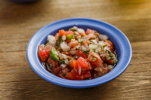 Side of Pico de Gallo