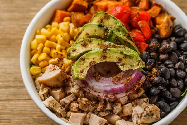 The Jerk Bowl