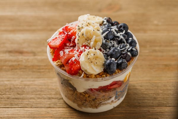 Yogurt Parfait Bowl