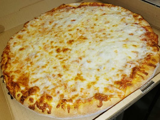 Cheese New York Style Pizza