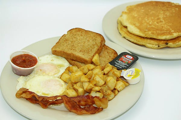 The Great Start Breakfast