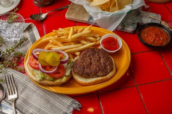Niños Hamburger