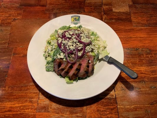 Bleu Cheese Steak Salad