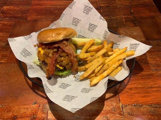 Wicked Boston Burger