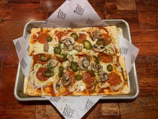 Tilt Your Own Pizza