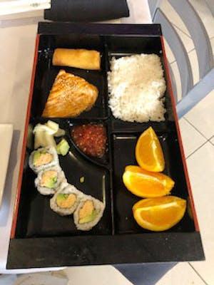 Dinner Bento Box