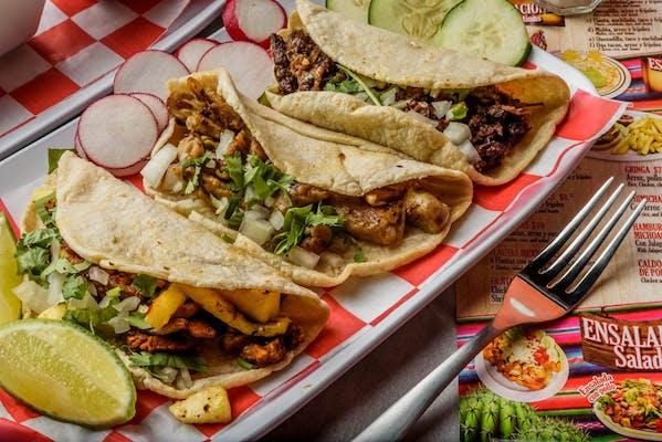 A La Carte Tacos Mexicanos