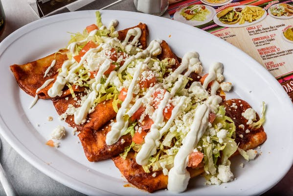 A La Carte Enchiladas