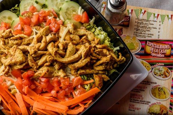 Los Primos Salad
