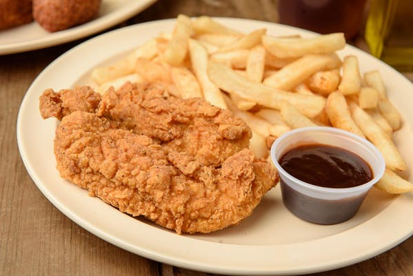 (2 pc.) Chicken Dinner Meal