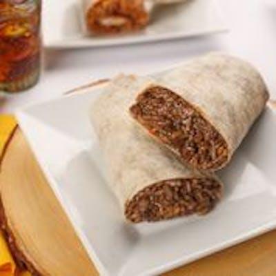 Sukiyaki Steak Burrito
