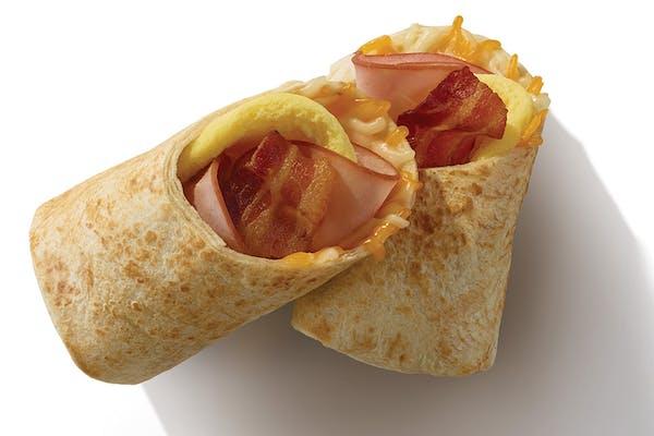 Breakfast All American Wrap
