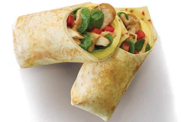 Breakfast Southwest Wrap