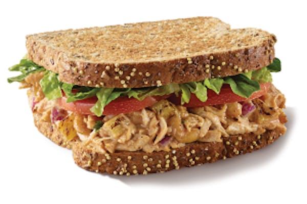 Tropical Chicken Salad Sandwich