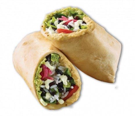 Hummus Veggie Wrap or Bowl